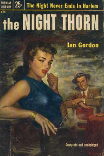 Popular Library - The Night Thorn