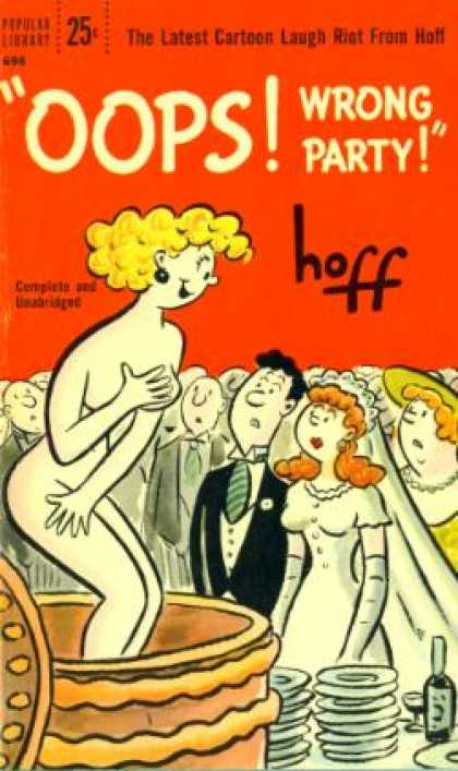 Popular Library - Oops! Wrong party! - Hoff