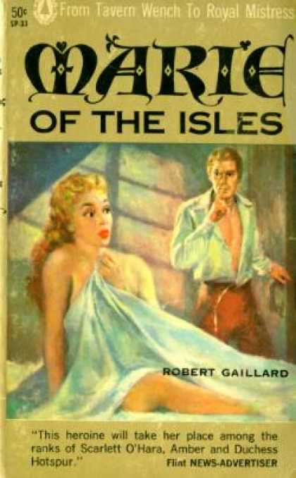 Popular Library - Marie of the Isles