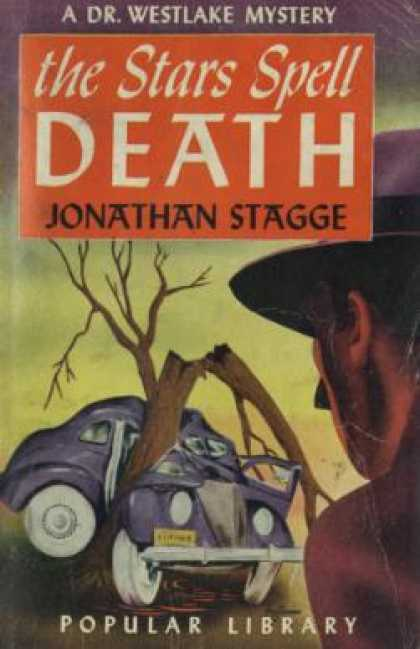 Popular Library - The Stars Spell Death - Jonathan Stagge