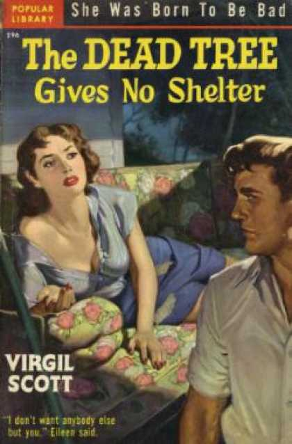 Popular Library - The Dead Tree Gives No Shelter - Virgil Scott