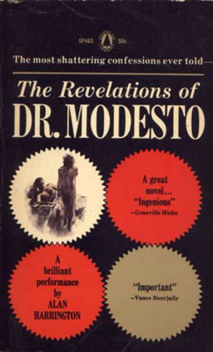 Popular Library - The Revelations of Dr. Modesto