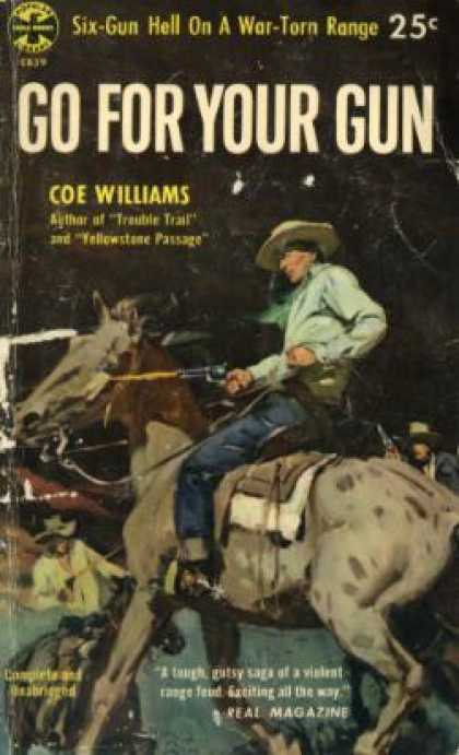 Popular Library - Go for Your Gun - Coe Williams