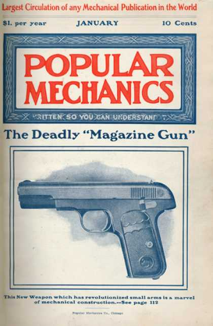Popular Mechanics - January, 1904