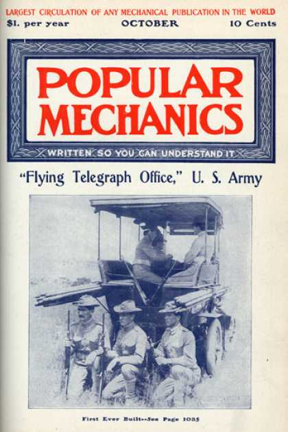 Popular Mechanics - October, 1904