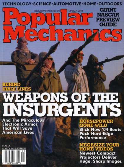 Popular Mechanics - March, 2004