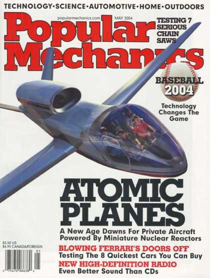 Popular Mechanics - May, 2004