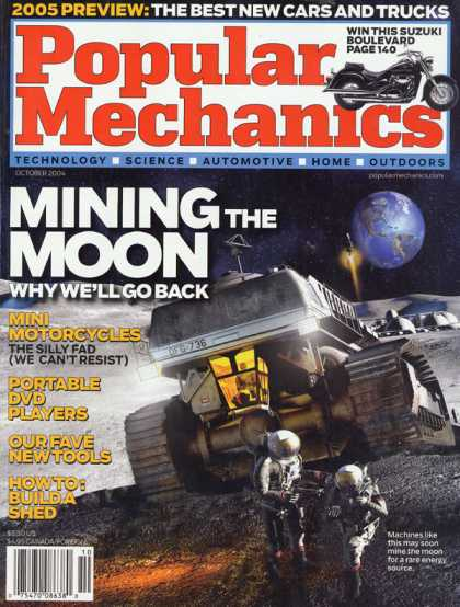 Popular Mechanics - October, 2004