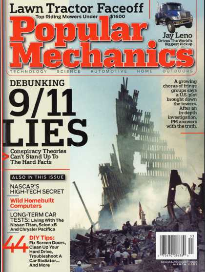 Popular Mechanics - March, 2005