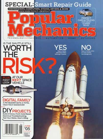 Popular Mechanics - June, 2005