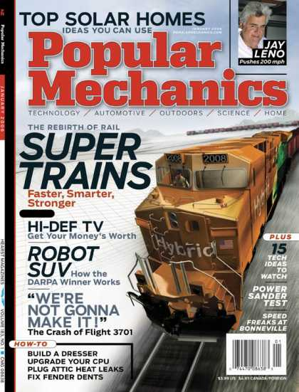 Popular Mechanics - January, 2006