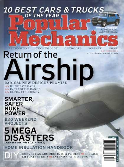 Popular Mechanics - October, 2006