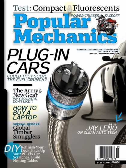 Popular Mechanics - May, 2007