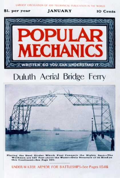 Popular Mechanics - January, 1905