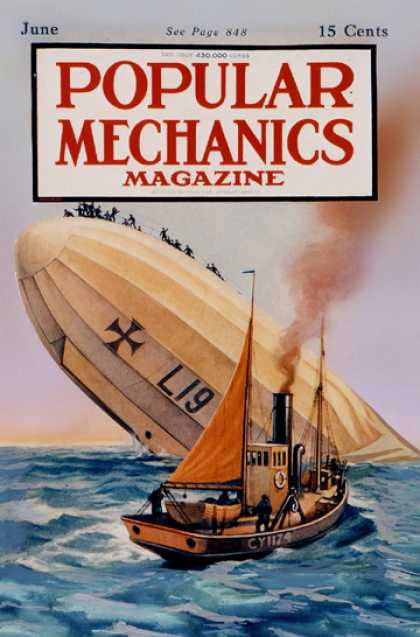 Popular Mechanics - June, 1916