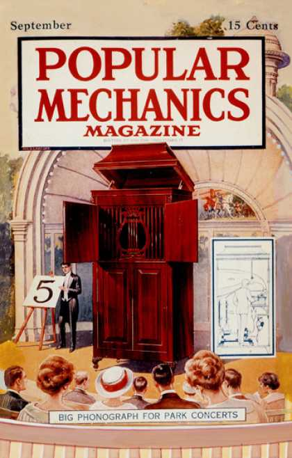 Popular Mechanics - September, 1916