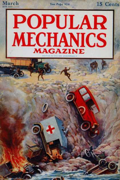 Popular Mechanics - March, 1917