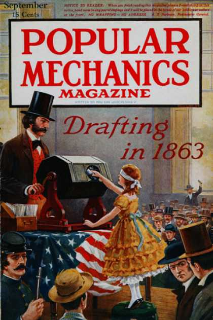 Popular Mechanics - September, 1917
