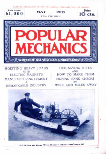 Popular Mechanics - May, 1905