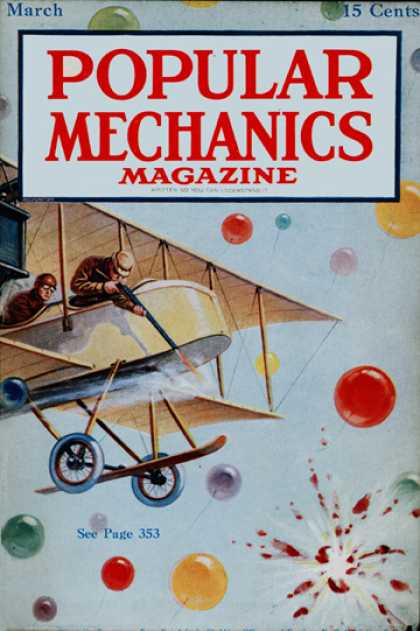 Popular Mechanics - March, 1918