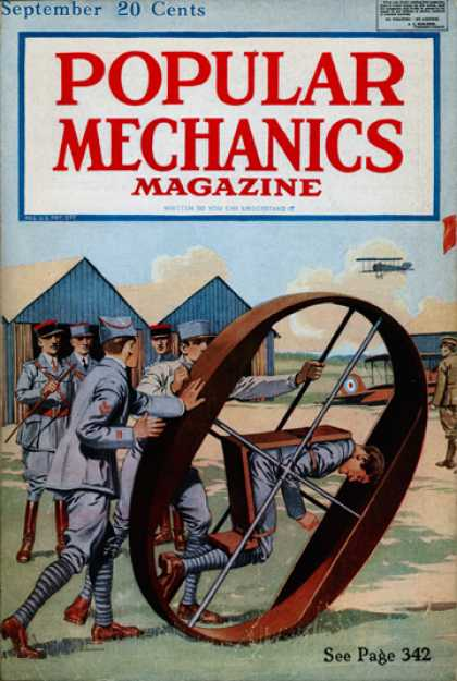 Popular Mechanics - September, 1918