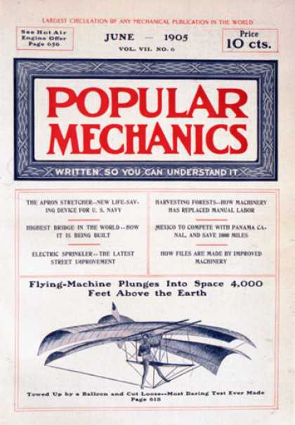 Popular Mechanics - June, 1905