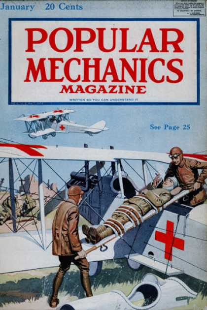 Popular Mechanics - January, 1919