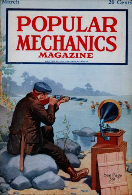 Popular Mechanics - March, 1919