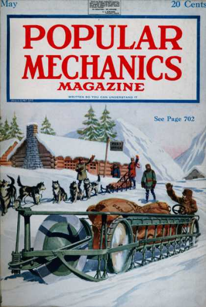 Popular Mechanics - May, 1919