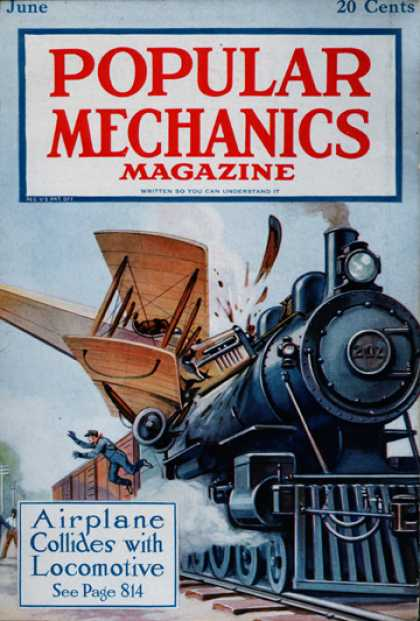 Popular Mechanics - June, 1919