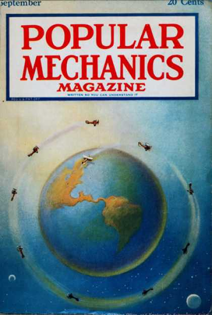 Popular Mechanics - September, 1919