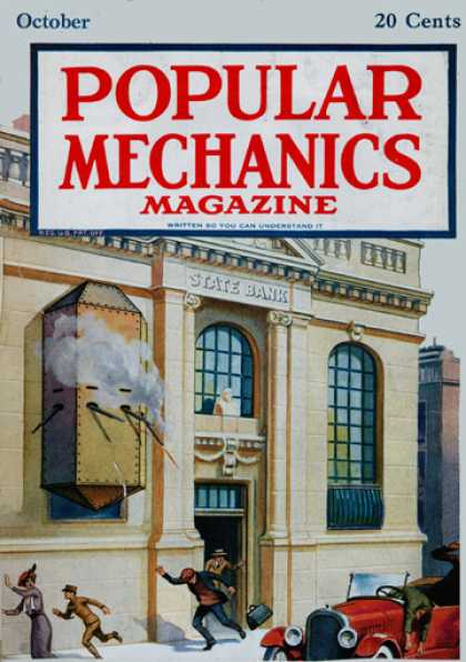 Popular Mechanics - October, 1919