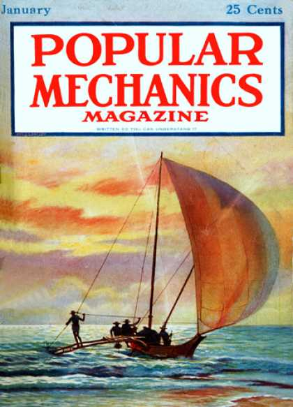 Popular Mechanics - January, 1920