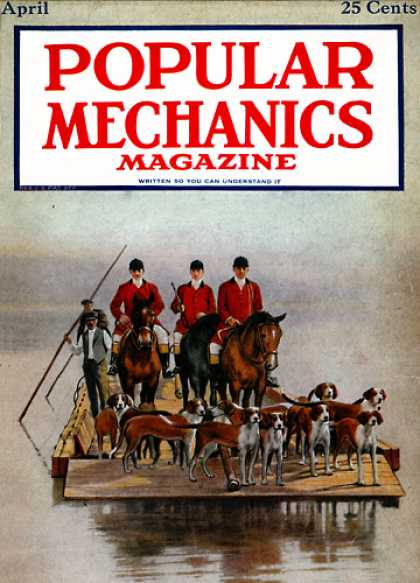 Popular Mechanics - April, 1920