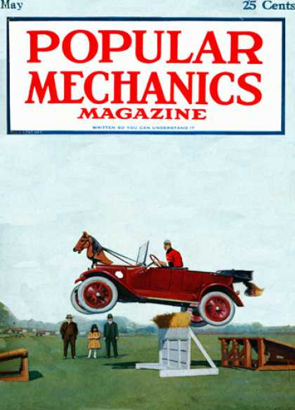Popular Mechanics - May, 1920