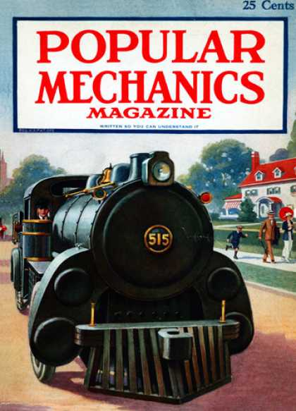 Popular Mechanics - July, 1920