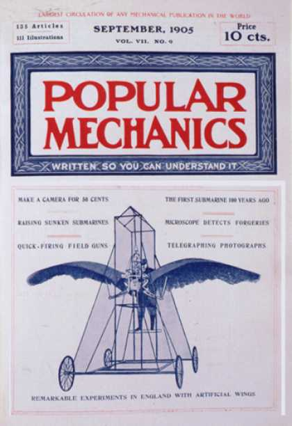 Popular Mechanics - September, 1905