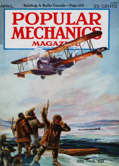 Popular Mechanics - April, 1926