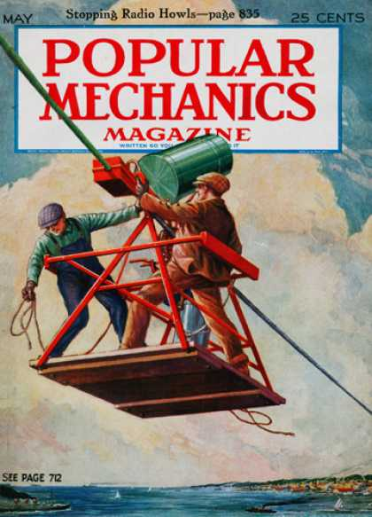 Popular Mechanics - May, 1926