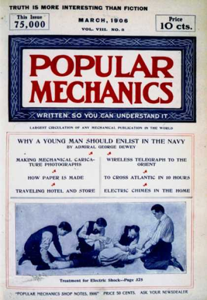 Popular Mechanics - March, 1906
