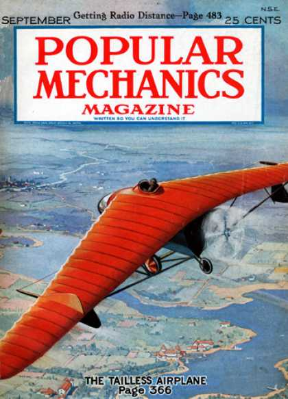 Popular Mechanics - September, 1926