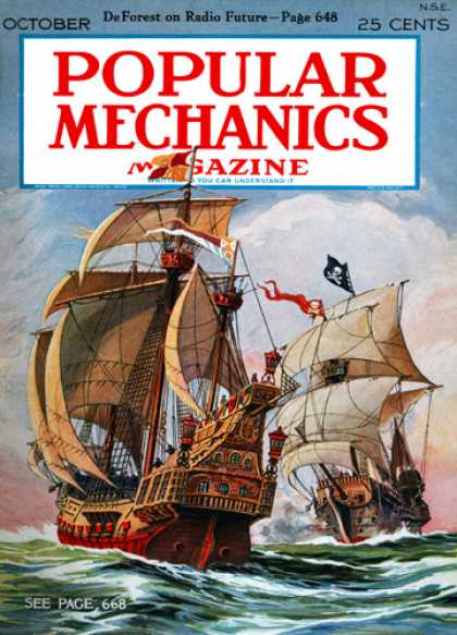 Popular Mechanics - October, 1926