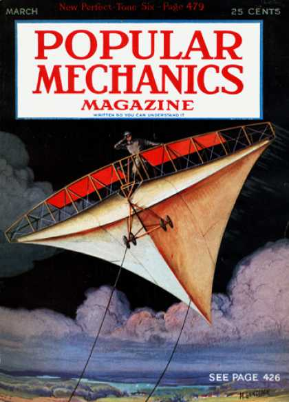 Popular Mechanics - March, 1927