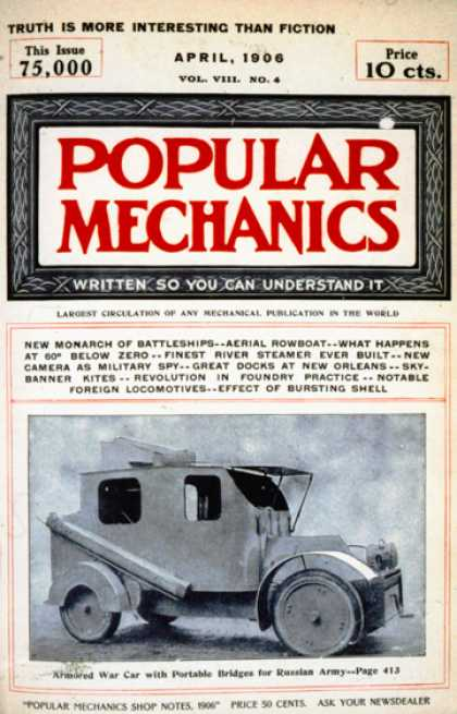 Popular Mechanics - April, 1906