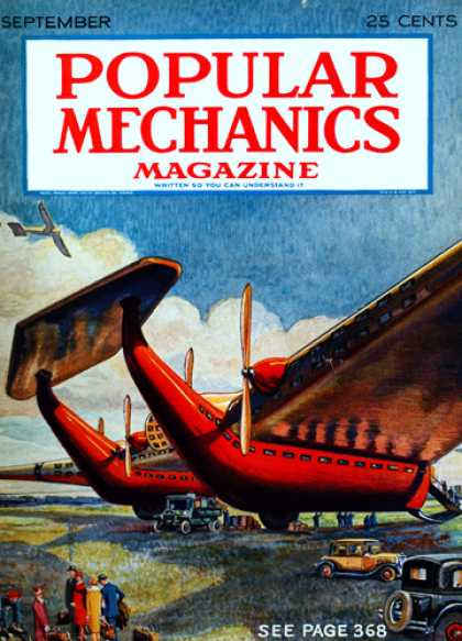 Popular Mechanics - September, 1927