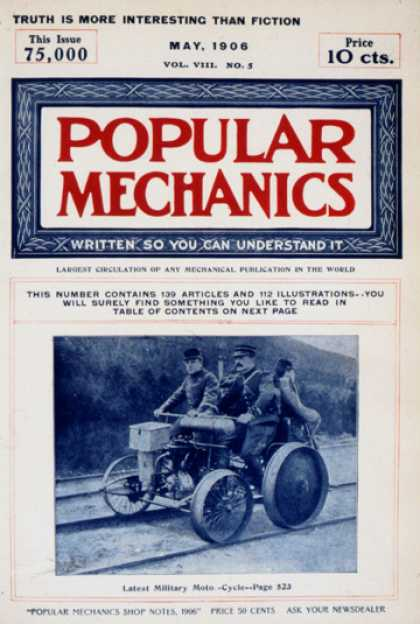 Popular Mechanics - May, 1906