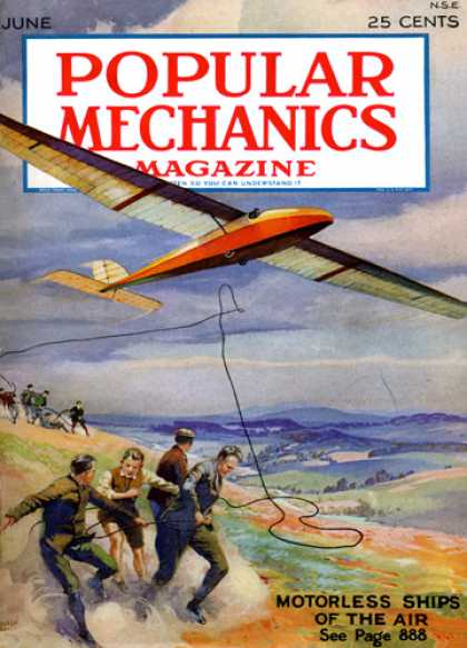 Popular Mechanics - June, 1928