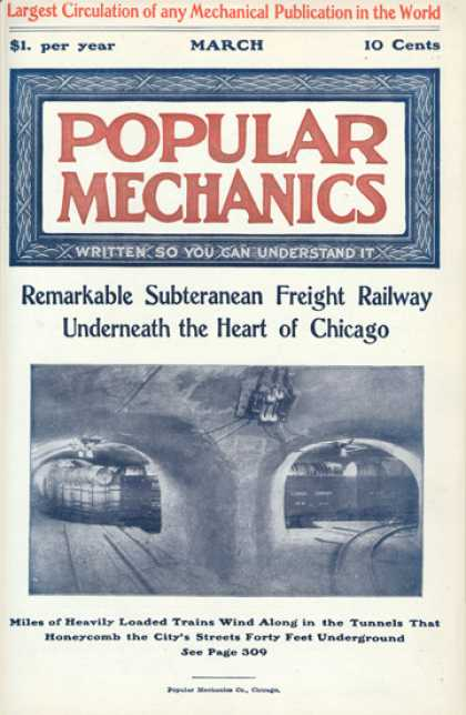 Popular Mechanics - March, 1904