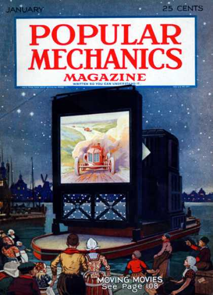 Popular Mechanics - January, 1930