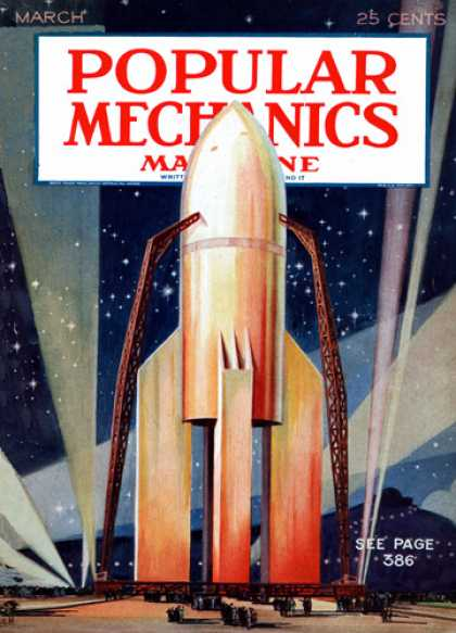 Popular Mechanics - March, 1930